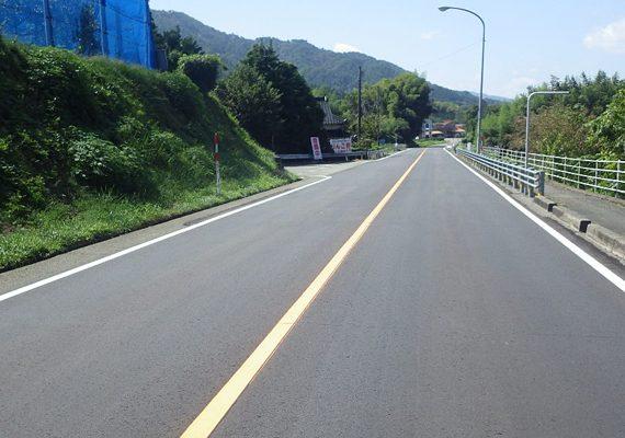国道9号舗装修繕工事