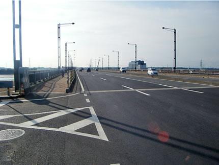 厚東川新橋外 補修工事