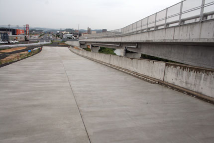 一般県道妻崎開作小野田線 道路改良工事 第1工区