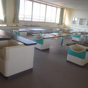 岬小学校校舎改築(機械設備)工事