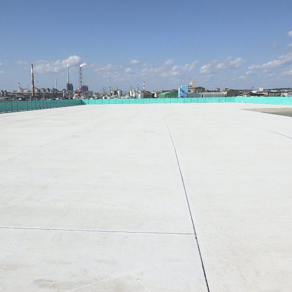 ㈱山原商会 駐車場造成工事