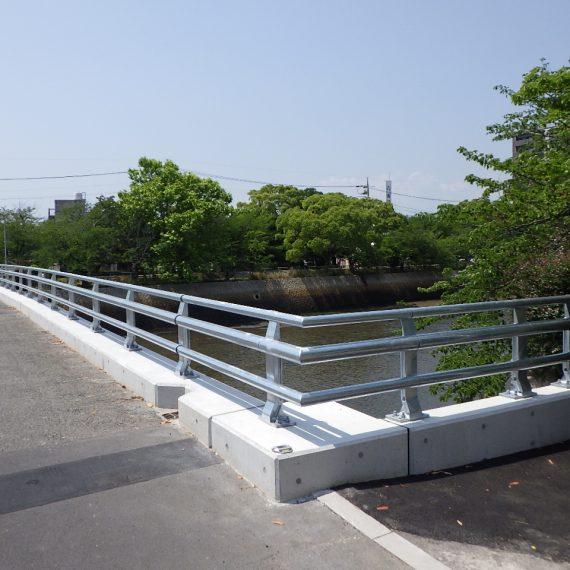 市道錦橋通り線(錦橋)橋梁修繕工事