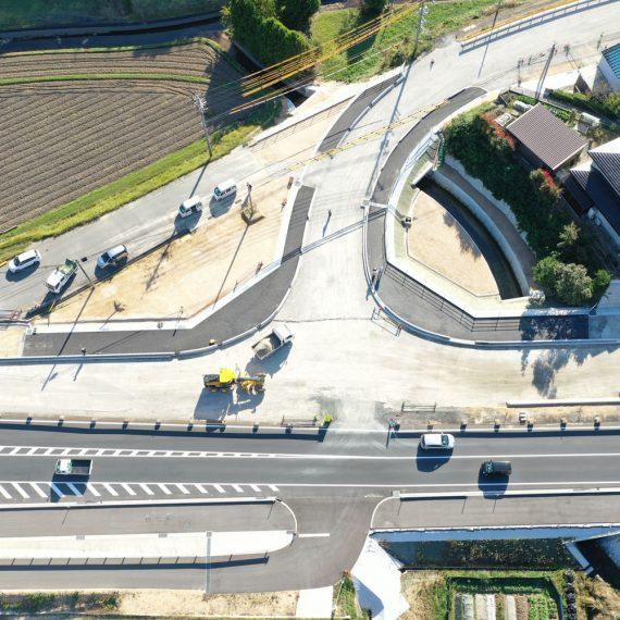 一般国道490号道路改良(総合交付金・特・緊急対策)工事 第1工区